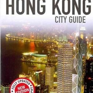 Insight Guides City Guide Hong Kong