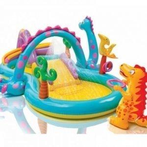 Intex Dinoland täytettävä lasten uima-allas