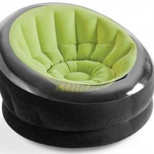 Intex Onyx ilmatäytteinen tuoli vihreä