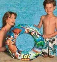 Intex Toy Story Uimarengas