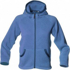 Isbjörn T Rib Sweater Hood Fleece