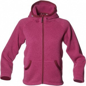 Isbjörn T Rib Sweater Hood Fleece