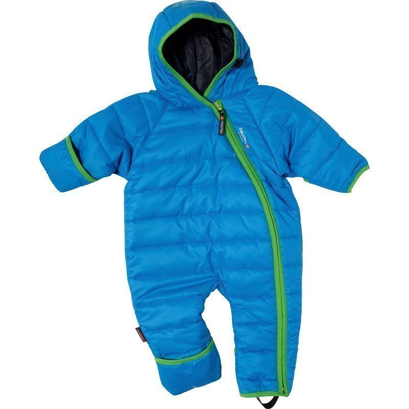 Isbjörn of Sweden Frost Baby Jumpsuit 56/68CL Swedish Blue