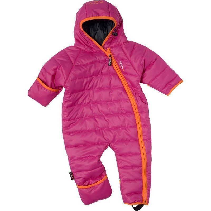 Isbjörn of Sweden Frost Baby Jumpsuit 74/86CL Very Berry
