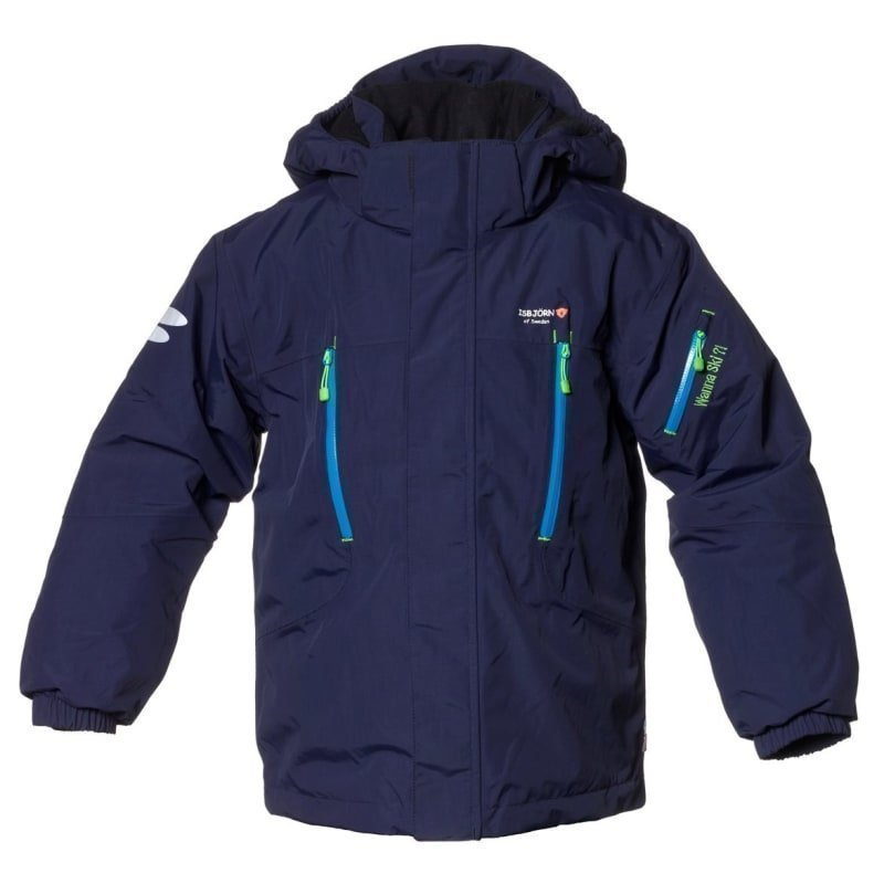 Isbjörn of Sweden Helicopter Ski Jacket 110/116 Navyblue