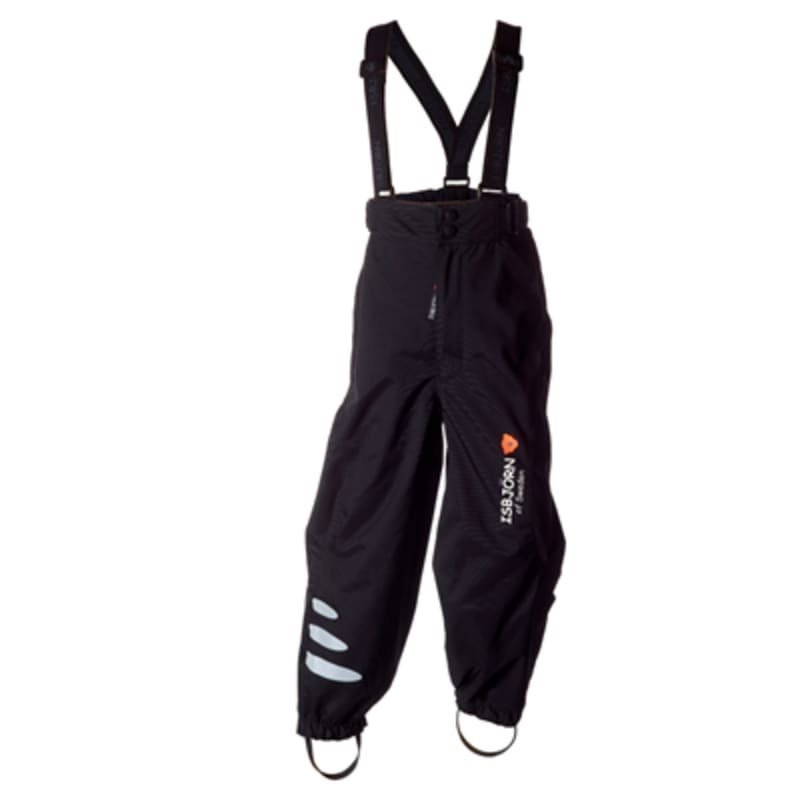 Isbjörn of Sweden Hurricane 2L Shell Pant 134/140CL Black