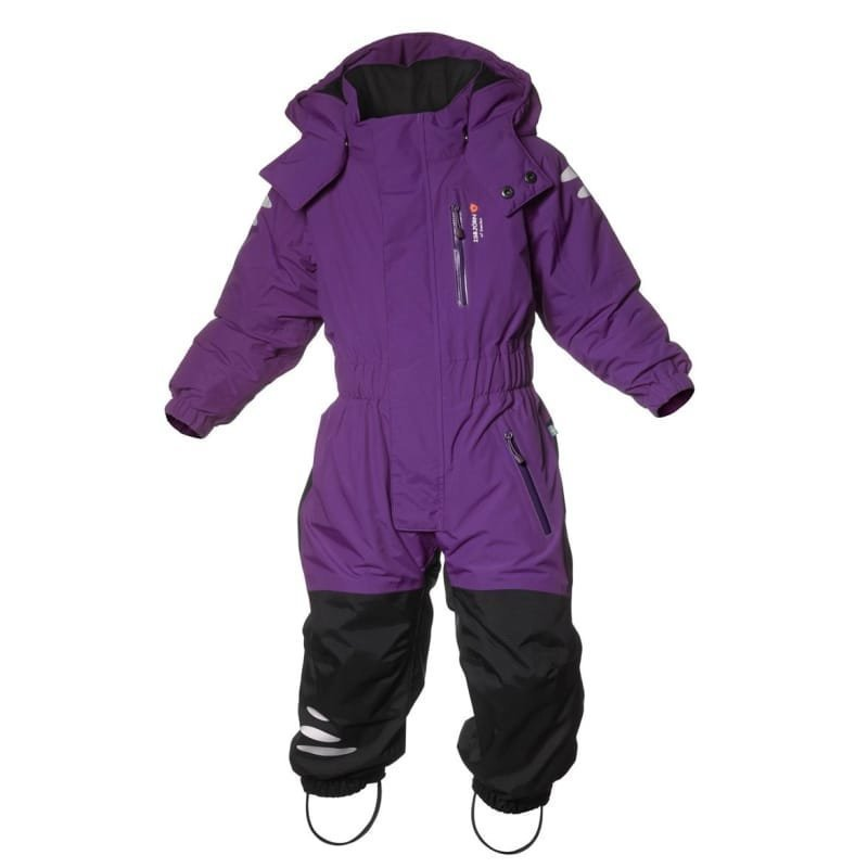Isbjörn of Sweden Penguin Winter Jumpsuit 86 Royal
