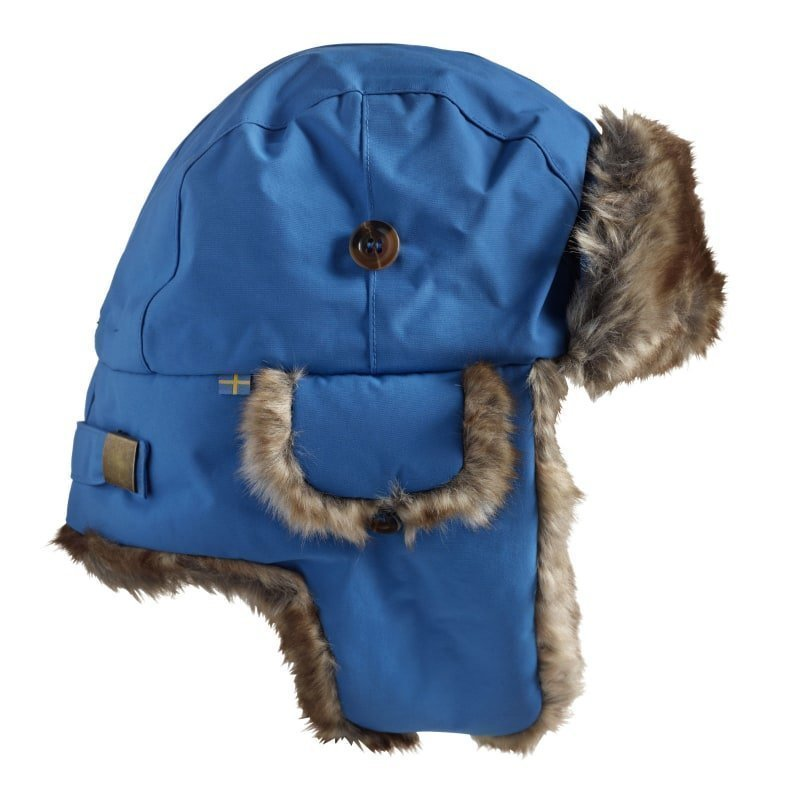 Isbjörn of Sweden Squirrel Cap 44/46CM Swedish Blue