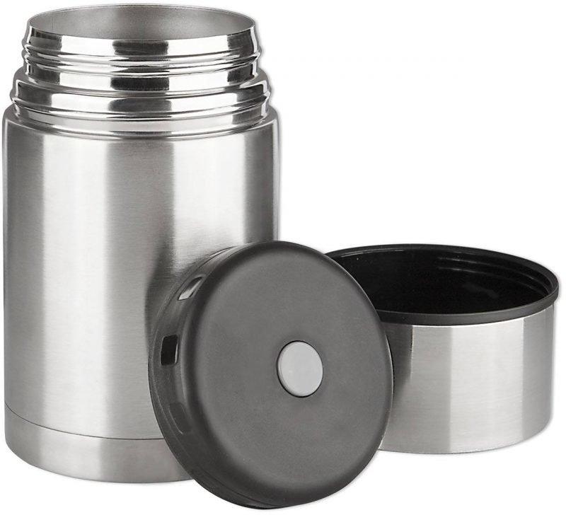 Isosteel Food Container 0