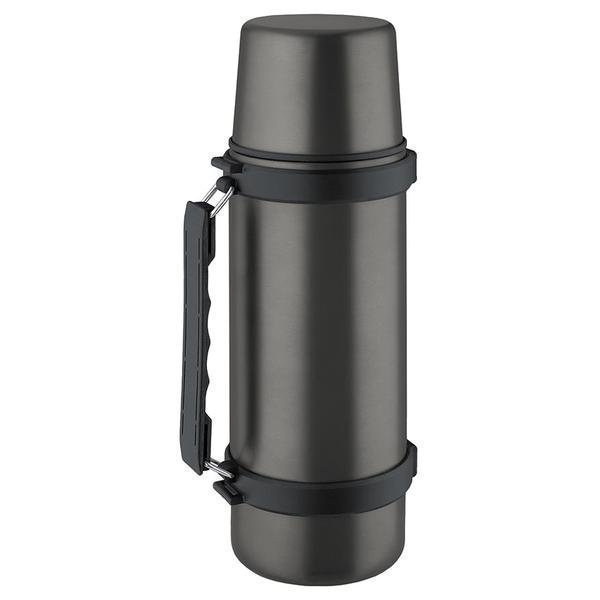 Isosteel Quickstop kahvatermos TI 1