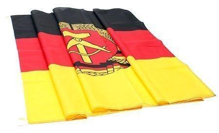 Itä-Saksan lippu 150 x 90 cm