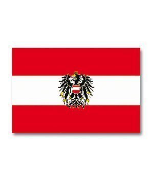 Itävallan lippu 150 x 90 cm