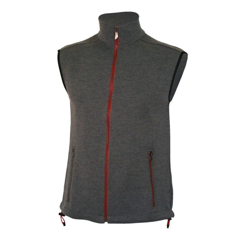 Ivanhoe Assar vest S Grey