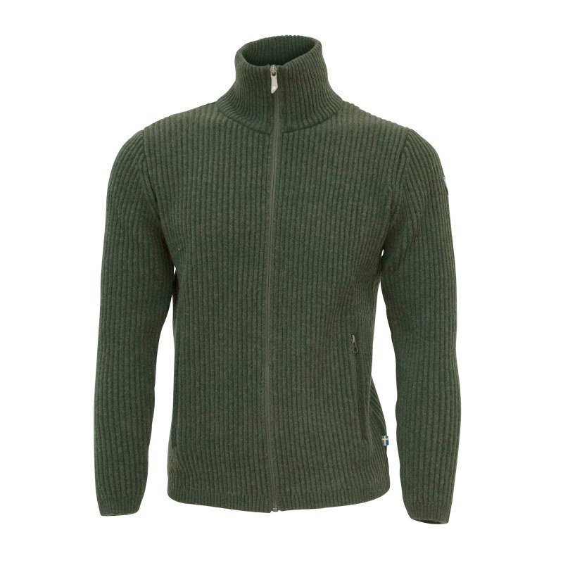Ivanhoe Gudmar Zip L Forest Green