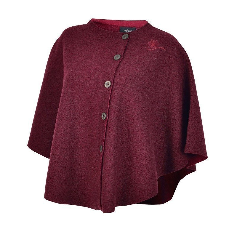 Ivanhoe Gy Torpa One Size Bordeaux