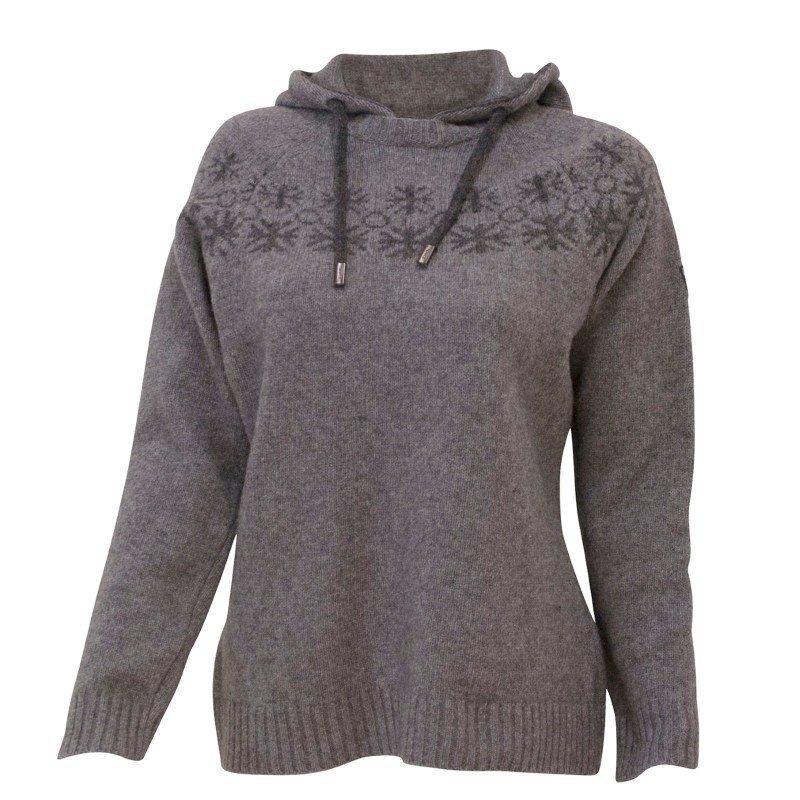 Ivanhoe Moa Hood 40 Grey
