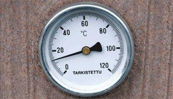 Jämpti koirankopin lämpömittari