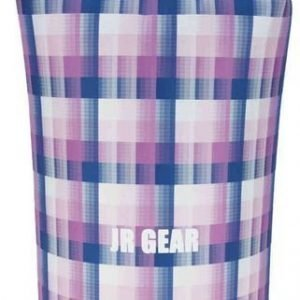 JR Gear vedenpitävä säkki 10 L gradual violet