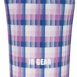 JR Gear vedenpitävä säkki 20 L gradual violet