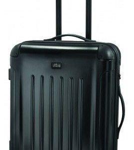 JSA matkalaukku 90L musta
