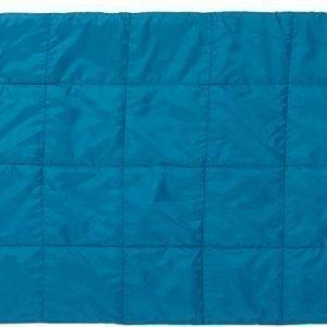 Jack Wolfskin 4-In-1 Blanket +5 Turkoosi Vasen