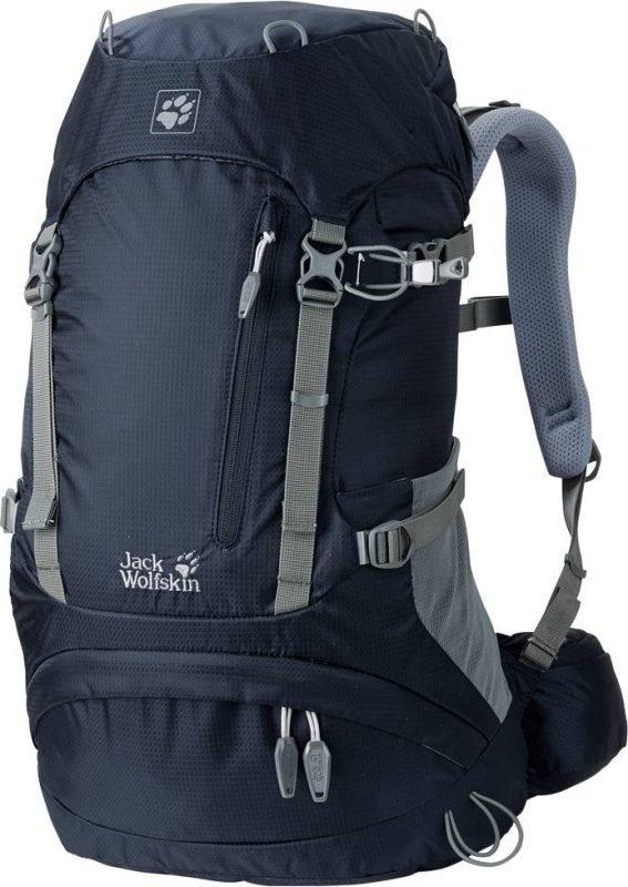 Jack Wolfskin Acs Hike 24 Women Pack Tummansininen