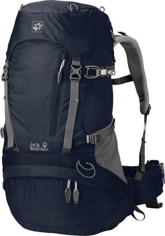 Jack Wolfskin Acs Hike 30 Women Pack Tummansininen