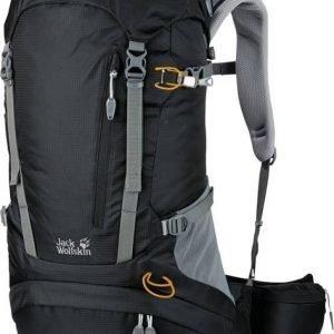 Jack Wolfskin Acs Hike 38 Pack Musta