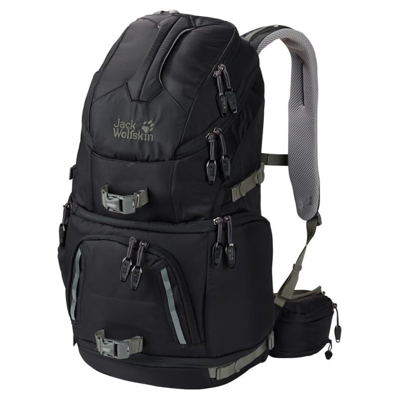 Jack Wolfskin Acs Photo Pack Pro 1SIZE Black