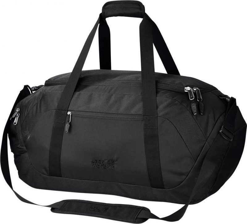 Jack Wolfskin Action Bag 60 Musta