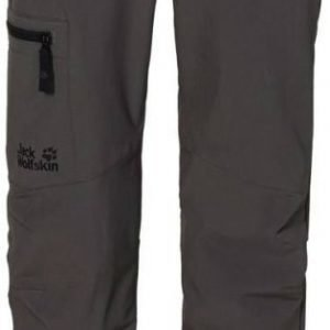 Jack Wolfskin Activate Pants Kids Musta 140