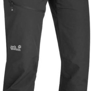 Jack Wolfskin Activate Pants Women Musta 46