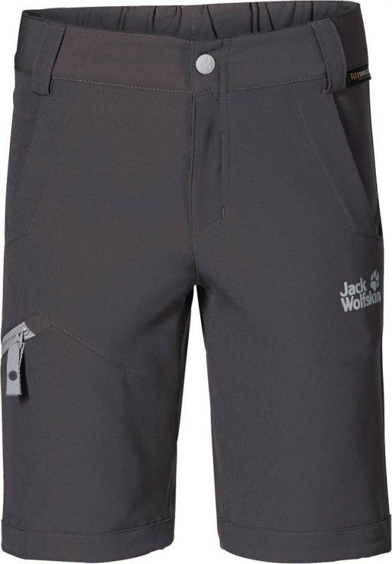 Jack Wolfskin Activate Softshell Shorts Teräs 128