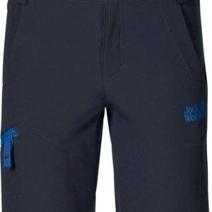 Jack Wolfskin Activate Softshell Shorts Tummansininen 152