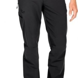 Jack Wolfskin Activate Thermic Pants Musta 50
