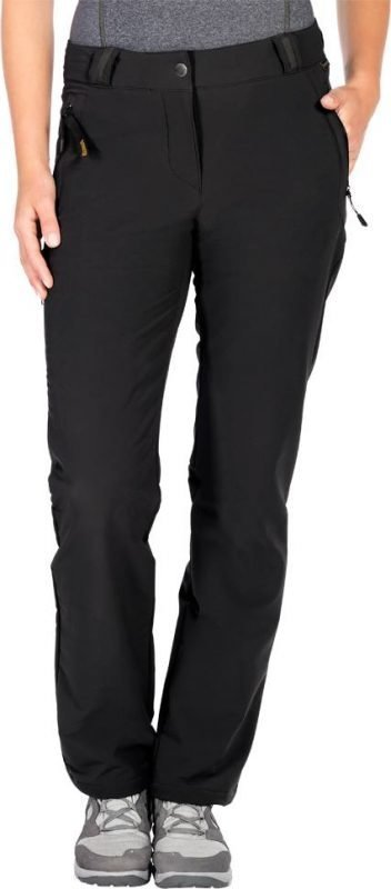 Jack Wolfskin Activate Thermic Women's Pants Musta 42
