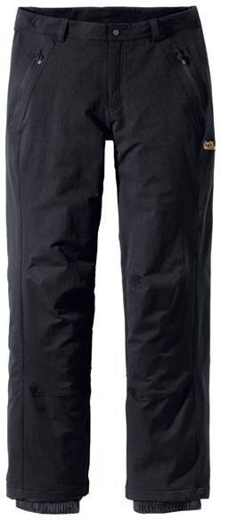 Jack Wolfskin Activate Winter Pants Musta 50