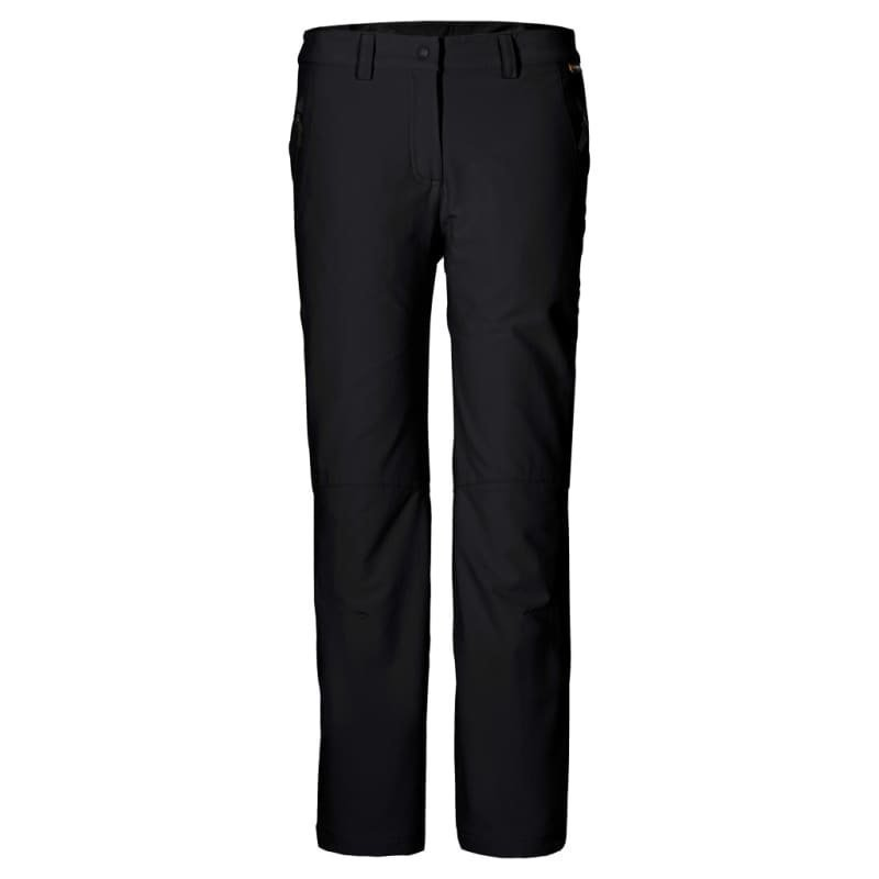 Jack Wolfskin Activate Winter Pants Women's 40 Black