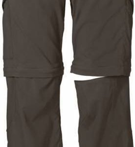 Jack Wolfskin Activate Zip Off Pants M Oliivi 52