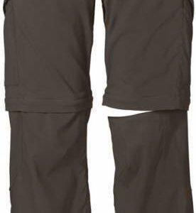 Jack Wolfskin Activate Zip Off Pants M Oliivi 56