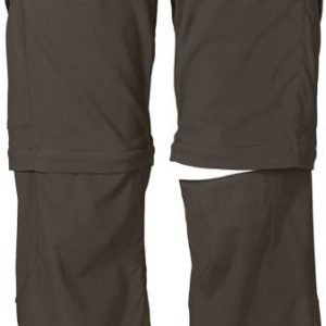 Jack Wolfskin Activate Zip Off Pants M Oliivi 56