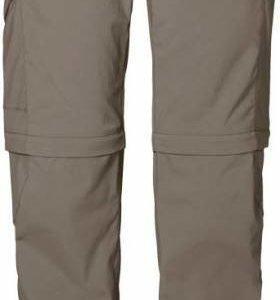 Jack Wolfskin Activate Zip Off Pants Musta 42