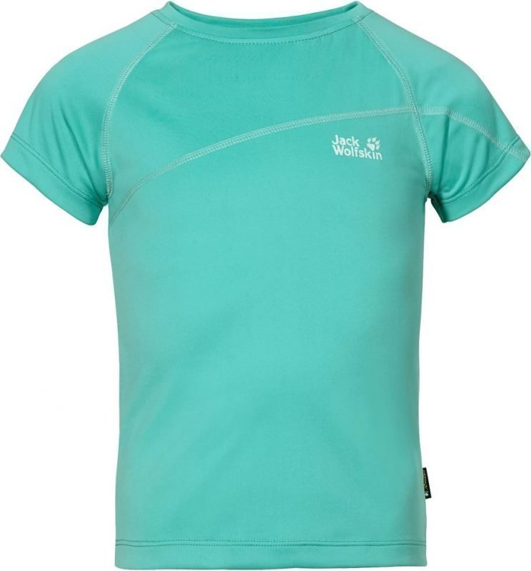 Jack Wolfskin Active T-Shirt G Sininen 116
