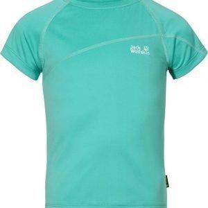 Jack Wolfskin Active T-Shirt G Sininen 140
