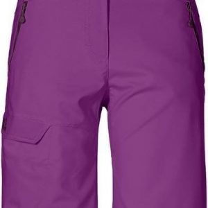Jack Wolfskin Active Track Women's Shorts Lila 36