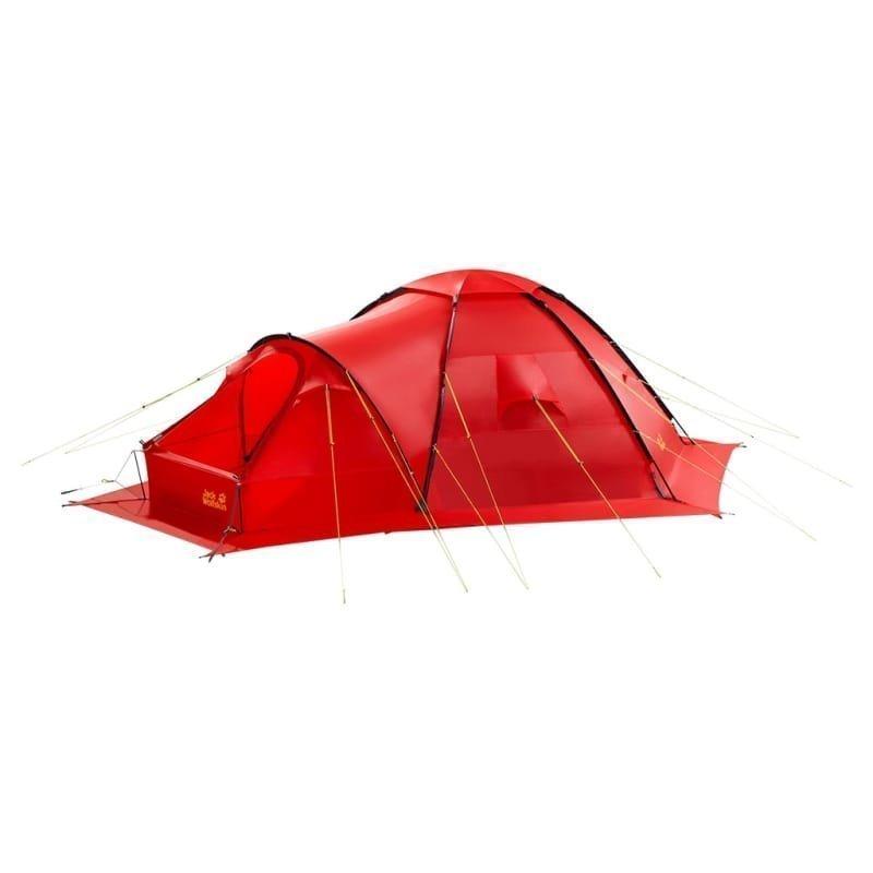 Jack Wolfskin Antarctica Dome 1SIZE Peak Red