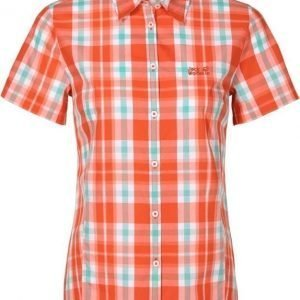 Jack Wolfskin Aoraki Shirt Oranssi L