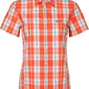 Jack Wolfskin Aoraki Shirt Oranssi S