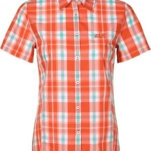 Jack Wolfskin Aoraki Shirt Oranssi XXL