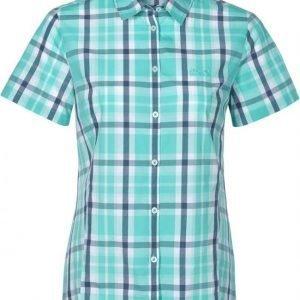 Jack Wolfskin Aoraki Shirt Sininen XS